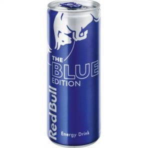 Red bull 250ml Blue Edition    *12*