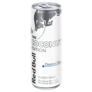 Red bull 250ml Cocos Edition    *1