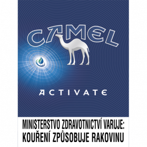 Camel  ACTIVE (bez kapsle) F 124.0