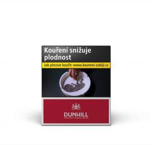 Dunhill Inter. CERVENE F  157.00Kc