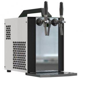 Chladící zařízení dvoukohoutové s kompresorem