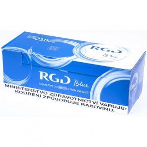 Dutinky RGD 250ks  BLUE   39.- *40*