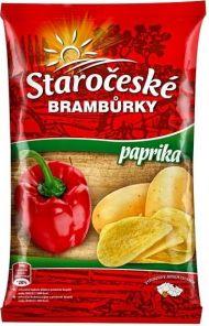 Golden snack paprikove 80g     *30*