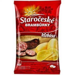 Golden snack klobasove 80g     *30*