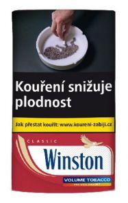 Tabak Winston LD 30g TT 155Kc *120*