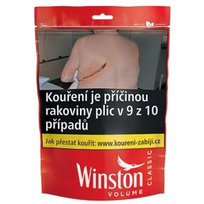Tabak Winston 55g TT   279Kc   *24*