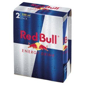 Red bull 250ml 2pack           *24*