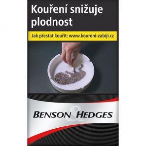 Benson Hedges 25  Black Z  143.00K