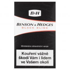 Benson Hedges  BLACK   F   118.00k