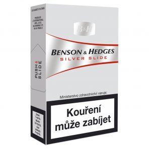 Benson Hedges  SILVER  F   118.00k