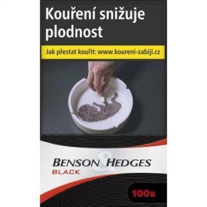 mBenson Hedges  100 BLACK F 118.00k