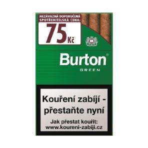 Burton Doutnik Green 17Ks  75kc