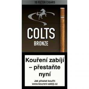 Dout. Colts 10ks BRONZE/rum 75kc