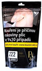 Tabak P S 100g  BLACK TT 470Kc  *21