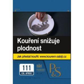 Tabak P S 50g L BLUE Z 255kc *28*