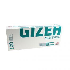 Dutinky Gizeh 100 ks mentol 25kc