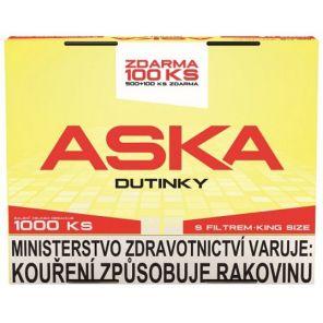 Dutinky ASKA RED 1000 ks 108kc *15*