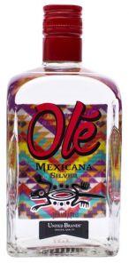Tequila mexicka OLE silver38%0.7l*6