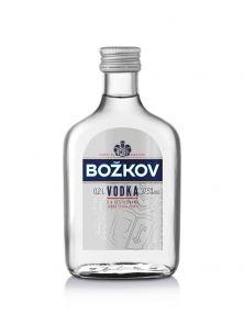 Vodka konzumni 0.2L 37.5%Bozkov*14*