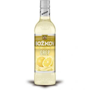 Vodka Bozkov GREP 15% 1l        *6*