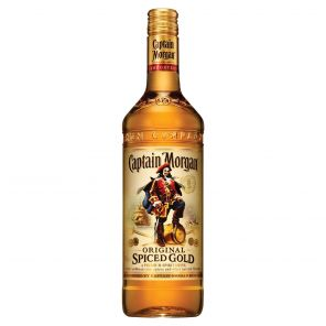 Rum Captain Morgan 1l Spiced35% *12