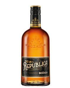 Rum Republica 0.7l 38%! stock