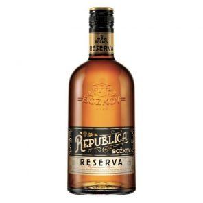 Rum Republica 0.7l 40%! Reserva