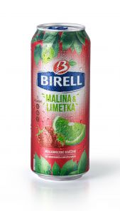 Radegast Birell 0.5l plech Lim+MALI