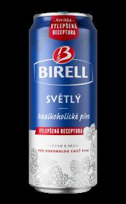 Radegast Birell 0.5l plech     *24*