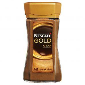 Nescafe GOLD crema 100g inst.   *6*