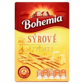 Tycinky Bohemia SyROVe 85g vana*40*