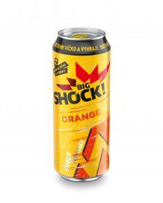 SHOCK 500ml ORANGE             *24*