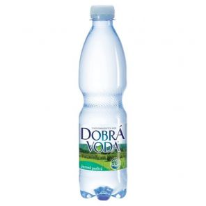 Dobra voda  0.5l jemne perliva  *8*
