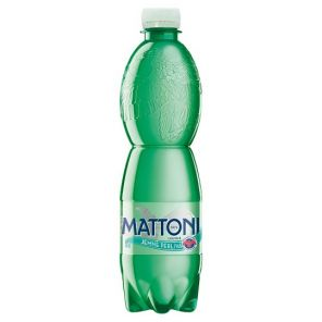 Mattoni 0,5l PET perliva       *12*