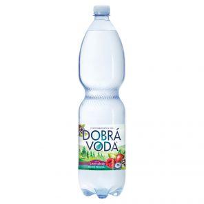 Dobra voda  1.5l lesni Jahoda j.per