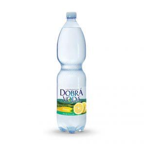 Dobra voda  1.5l citron perliva *6*