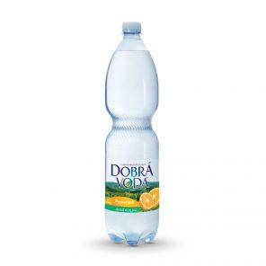 Dobra voda  1.5l oranz perliva  *6*