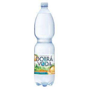 Dobra voda  1.5l  Mandarinka