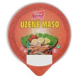 Uzene maso s vejci 120g 16