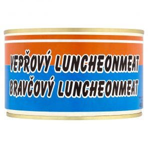 Veprovy luncheon meat 400g 8ks