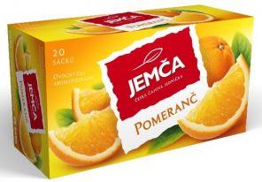 Jemca caj pomeranc 40g 20ks