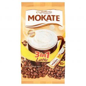 Mokate 3v1 latte 150g 10ks