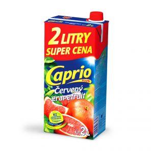 Caprio 2l Ruzovy grep          *6*