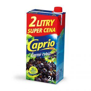 Caprio 2l cerny rybiz           *6*