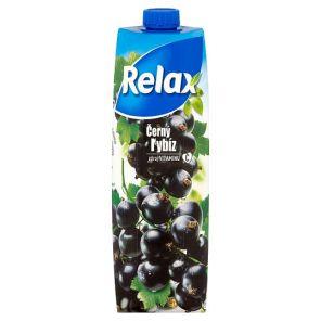 Relax 1l cerny rybiz Select    *12*