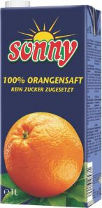 Juice Rauch 1LSonny Pomeranc100%*12