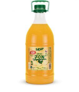 ZON sirup 3l kanystr citron