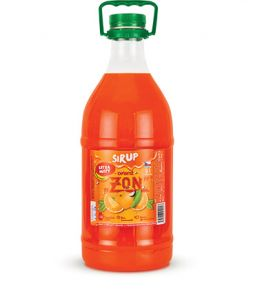 ZON sirup 3l kanystr pomeranc
