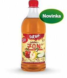 ZON sirup 0.7l JABLKO          *10*