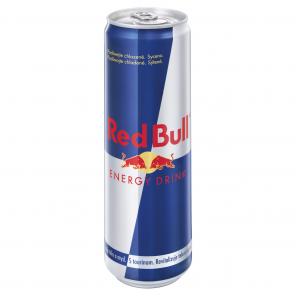 Red bull 473ml XXl    PLECH    *12*